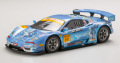 【43953】TOTAL BENEFIT JIM CENTER F360 SUPER GT300 2007 No.11 【RESIN】