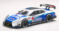 【44046】WOODONE ADVAN CLARION GT-R SUPER GT500 2008 No. 24