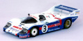 【44153】MATSUDA COLLECTION PORSCHE 956 WINNING RUN WEC Fuji 1983