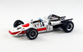【44385】Honda F-1 RA302 1968 Italy GP Practice No. 14 【RESIN】