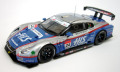 【44428】HIS ADVAN KONDO GT-R SGT500 2010 No. 24 Sepang
