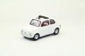 【44461】FIAT 500F 1965 (WHITE) 【RESIN】