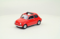 【44462】FIAT 500F 1965 (RED) 【RESIN】