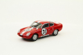【44464】ABARTH Bialbero 1965 No. 31 Funabashi CCC race 【RESIN】