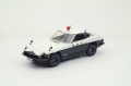 【44495】NISSAN FAIRLADY Z Highway Patrol 1969 (WHITE/BLACK)
