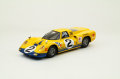 【44667】DAIHATSU P5 1967 Japan GP No. 2 【RESIN】