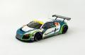 【44756】Racerbook Audi R8 LMS SUPER GT300 2012 No. 20 【RESIN】