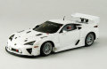 【44891】LEXUS LFA Nurburgring 24-hour Race 2012 TEST CAR 【RESIN】