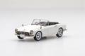 【45466】Honda S500 1963 (White) 【RESIN】
