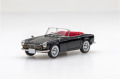 【45467】Honda S500 1963 (Black) 【RESIN】