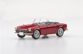 【45468】Honda S500 1963 (Red) 【RESIN】
