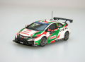 【45568】Honda Civic WTCC 2016 No.18 T.Monteiro [RESIN]