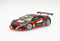 【45653】Modulo KENWOOD NSX GT3 SUPER GT GT300 2018 No.34 [RESIN]