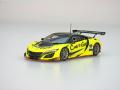 【45677】CARGUY Racing NSX GT3 SUZUKA 10 HOURS 2018 No.777 [RESIN]