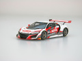 【45679】Honda Team Motul NSX GT3 SUZUKA 10 HOURS 2018 No.10 [RESIN]
