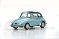 ☆予約品☆【45686】SUBARU 360 1958 (BLUE)  [RESIN]