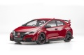 【81063】1/18 Honda CIVIC TYPE R 2015 (UK License Plate) (Milano Red)