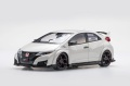 【81066】1/18 Honda CIVIC TYPE R 2015 (Japanese License Plate) (Championship White)
