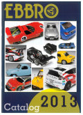 【99107】2013 EBBRO Catalogue