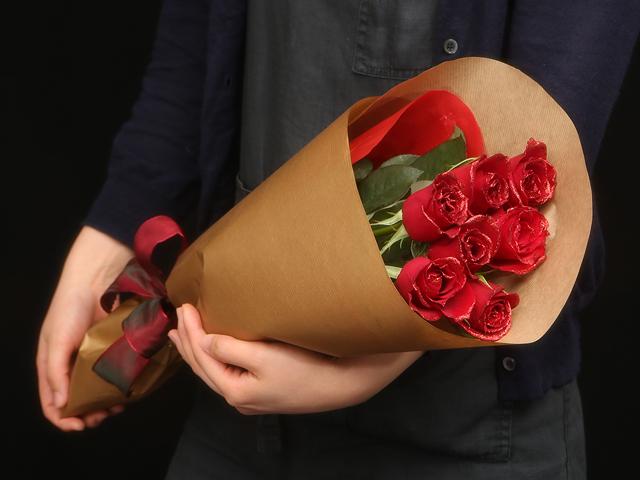 7本の花束