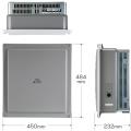 【単相5.5kW 屋外用】オムロン パワコンKPV-A55-J4  パワーコンディショナー 新品 送料無料 代引不可!