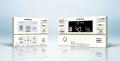 コロナエコキュート用リモコン インターホンリモコン RBP-FAD2(S) 本体同時販売品