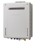 ノーリツガス給湯器 GT-C2062AWX BL20号 [都市ガス]エコジョーズ スタンダード(フルオート) 20号 屋外壁掛形