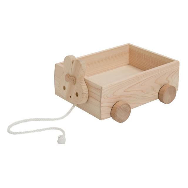 どうぶつ箱車 ウサギ