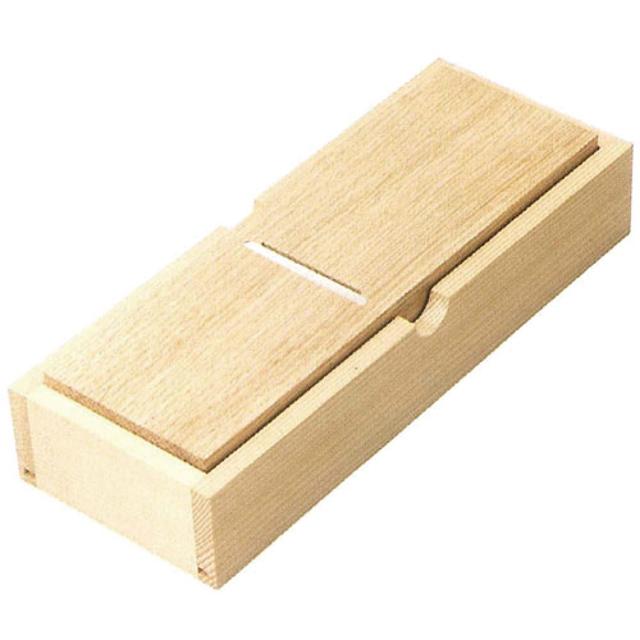 薄型ミニ鰹箱