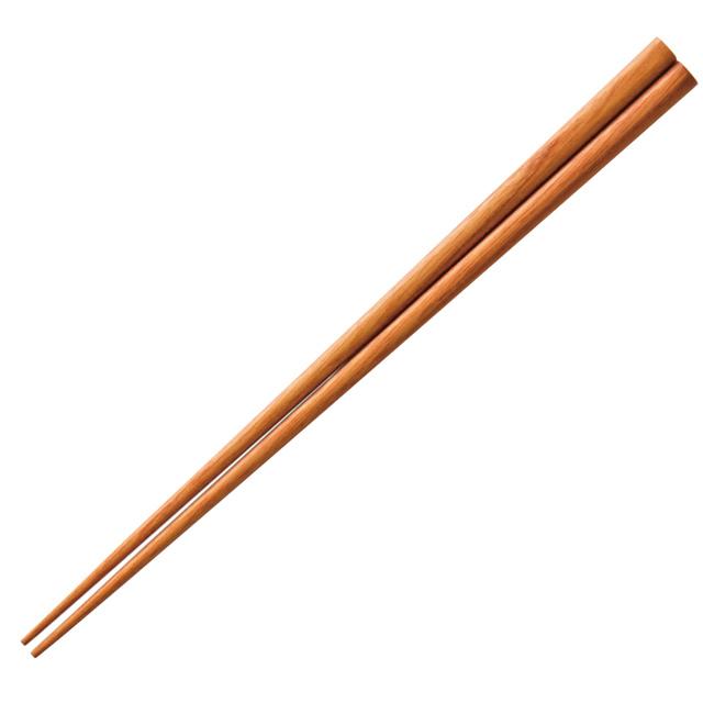 【国産材広葉樹使用】森のいろどり箸