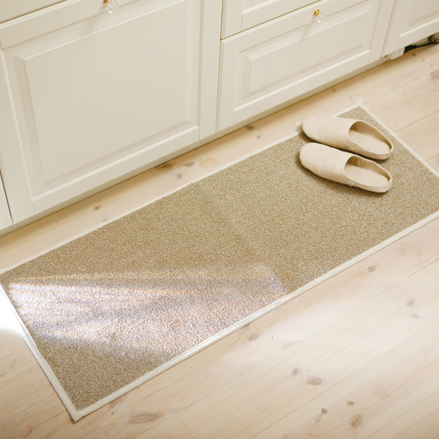 【笹からうまれた繊維】SASAWASHI ささ和紙 キッチンマット