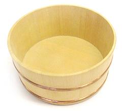 青森ひば風呂桶