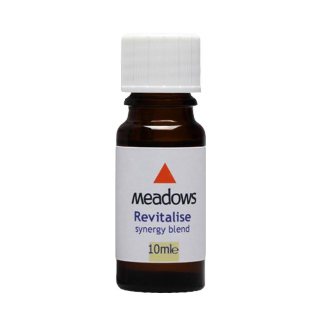 【エッセンシャルオイル】メドウズ(meadows)シナジーブレンド リバイタライズ【10ml】