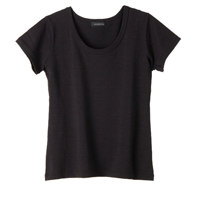 SASAWASHI ささ和紙 レディスTシャツ