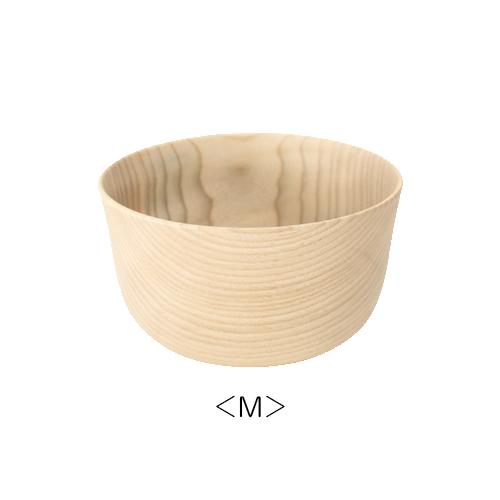 【国産「栓」材の椀】栓 wan(M・L)