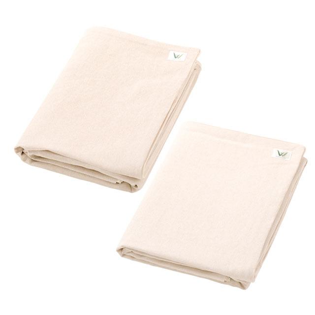 SASAWASHI ささ和紙 敷き布団カバー シングル(100×210cm)