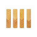 【岐阜県産長良杉使用】YUI 箸置き 4個セット