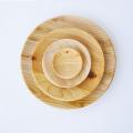 ひのき間伐材トレー 丸型12cm