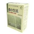森の生活 自然の薬用入浴剤/深い森の香り(乳白色の湯)