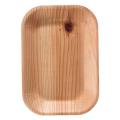 【大分県産スギ使用】間伐材を使った長角トレー【簡易トレー】