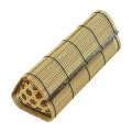 【国産の竹使用】竹のおむすび入れ【通気性が良く、蒸れにくい】