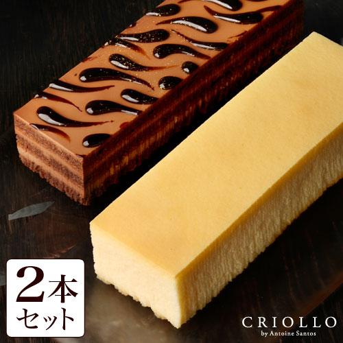 幻のチーズケーキ&ショコラ・ショック