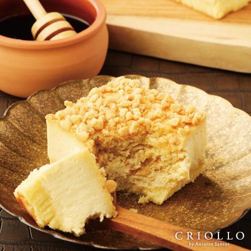 メープル・チーズケーキ