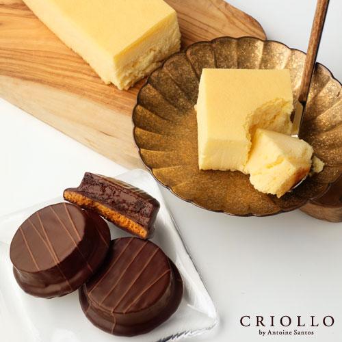 幻のチーズケーキ+キキ