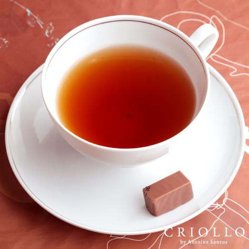 【紅茶】チョコ・キャラメルティー