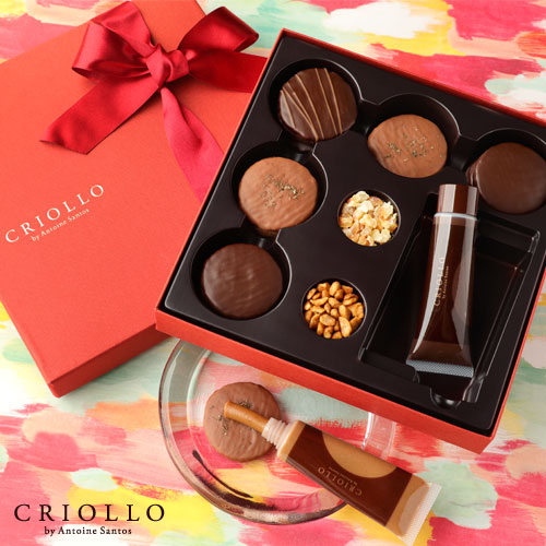 (チョコレート)パレット・ショコラ