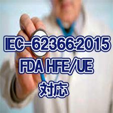 【IEC-62366:2015、FDA HFE/UE対応】ユーザビリティエンジニアリング規程・手順書・様式