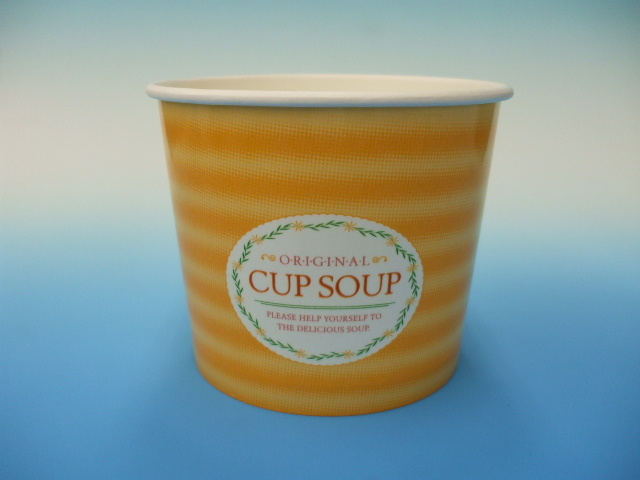 PC-395 スープカップ(耐酸紙)Mサイズ 1000個  ※2020年4月~在庫確認必要