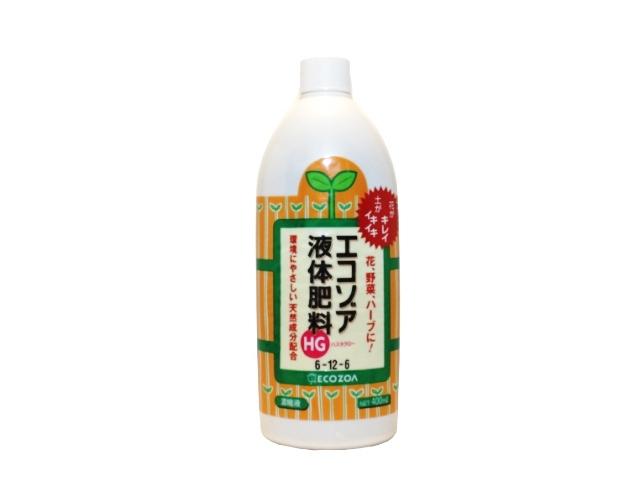エコゾア液体肥料  400ml