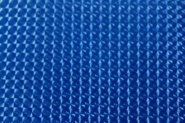 3Dレンズ仕様のフェイクレザー ロイヤルブルー